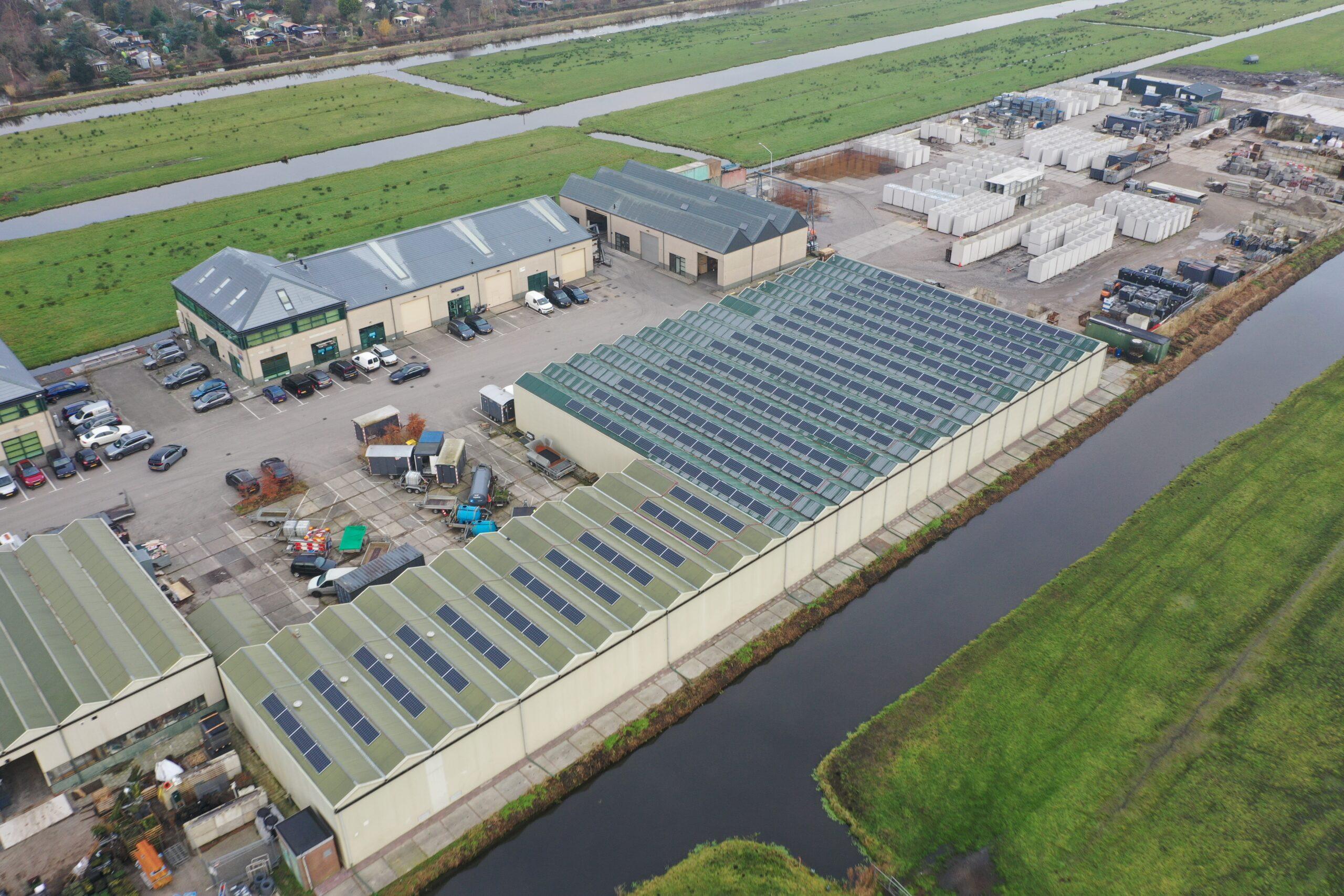 Rutte Wegenbouw, Amsterdam